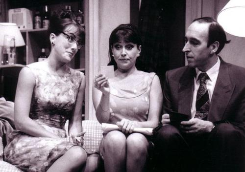 "Cecily in ""The Odd Couple"", York Theatre Royal"