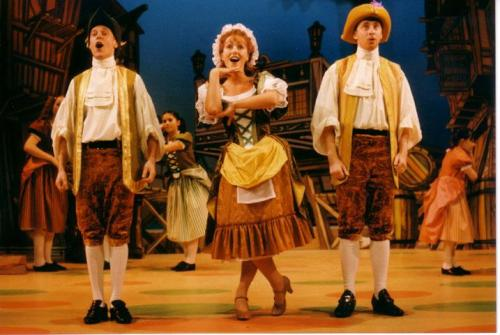 "Dolly in ""Robinson Crusoe"", Watford Palace Theatre"