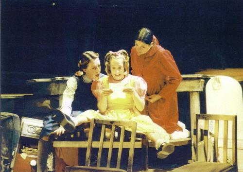 "Patricia in ""Behind The Scenes At The Museum"", York Theatre Royal"