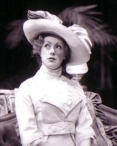 "Lottie Grady in ""When We Are Married"", York Theatre Royal"