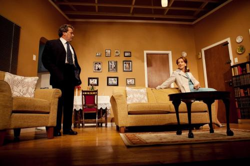 "Barney & Elaine, ""Last Of The Red Hot Lovers"", Esk Valley Theatre"